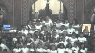 4 6 grade choir nahda 2009 day 3