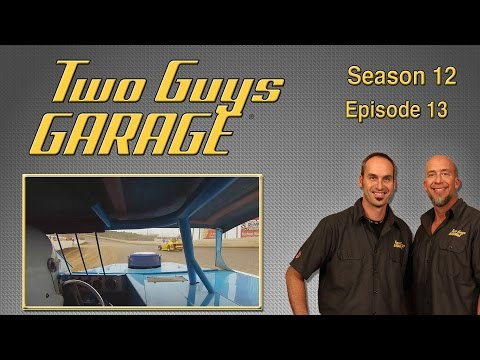 Get Dirty with Kenny Shrader | Two Guys Garage | Season 12 | Episode 13