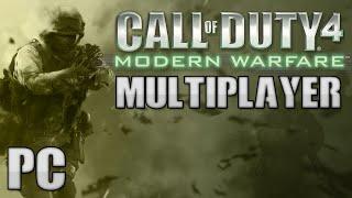Call of Duty 4: Modern Warfare Multiplayer - Epic Nostalgia Trip (PC)