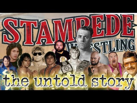 Calgary Stampede Wrestling   The Untold Story   Wrestling Territories Documentary 22/50