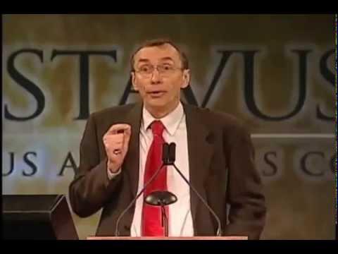 Svante Pääbo at Nobel Conference 44
