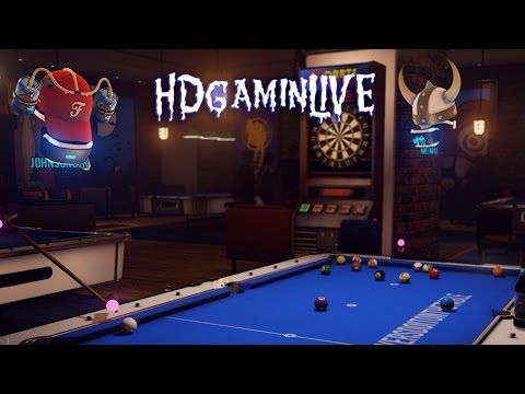 Sports Bar VR Multiplayer Lobby Hangout