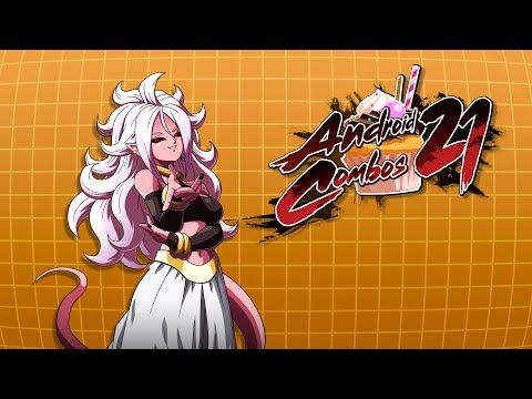 Android 21 - Quick Meteor 4 Ki Charge Combo - 5156 Damage