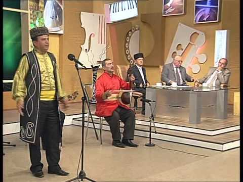 Mehman Hacibeyli   Balaken folkloru