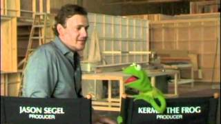 Kermit & Jason Segel invite Amy Adams To Star In A Movie | The Muppets (2011) | The Muppets
