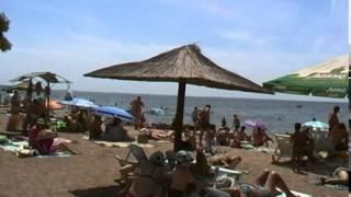 Пляжи Бердянска(27 07 2014)