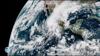 Willa poderoso huracán pegaría en Jalisco, Nayarit y Sinaloa