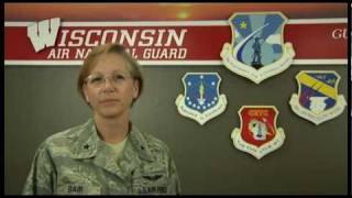 I Am The Wisconsin National Guard: Brig. Gen. Margaret H. Bair