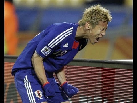 サッカー日本代表 ベスト11ゴール!|【Japan National Football Team】Best 11 Goals Ever