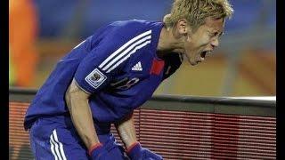 サッカー日本代表 ベスト11ゴール!|【Japan National Football Team】Best 11 Goals Ever thumbnail