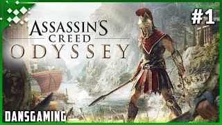 Let's play Assassin's Creed Odyssey (Part 1) PC Gameplay || Nightmare Difficulty