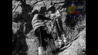 Техника передвижения по скалам