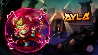 Awesomenauts - Ayla