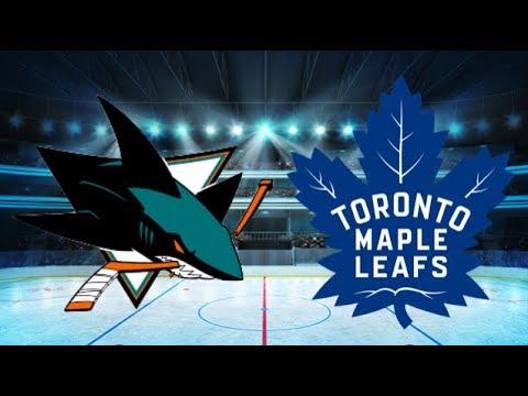 San Jose Sharks vs Toronto Maple Leafs (2-3) – Jan. 5, 2018 | Game Highlights | NHL 2018