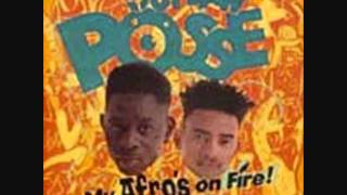 Outlaw Posse - My Afros On Fire (1990) - Original Dope! (UK HipHop)