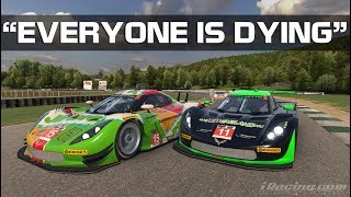 "iRacing - ""Everyone Is Dying"""