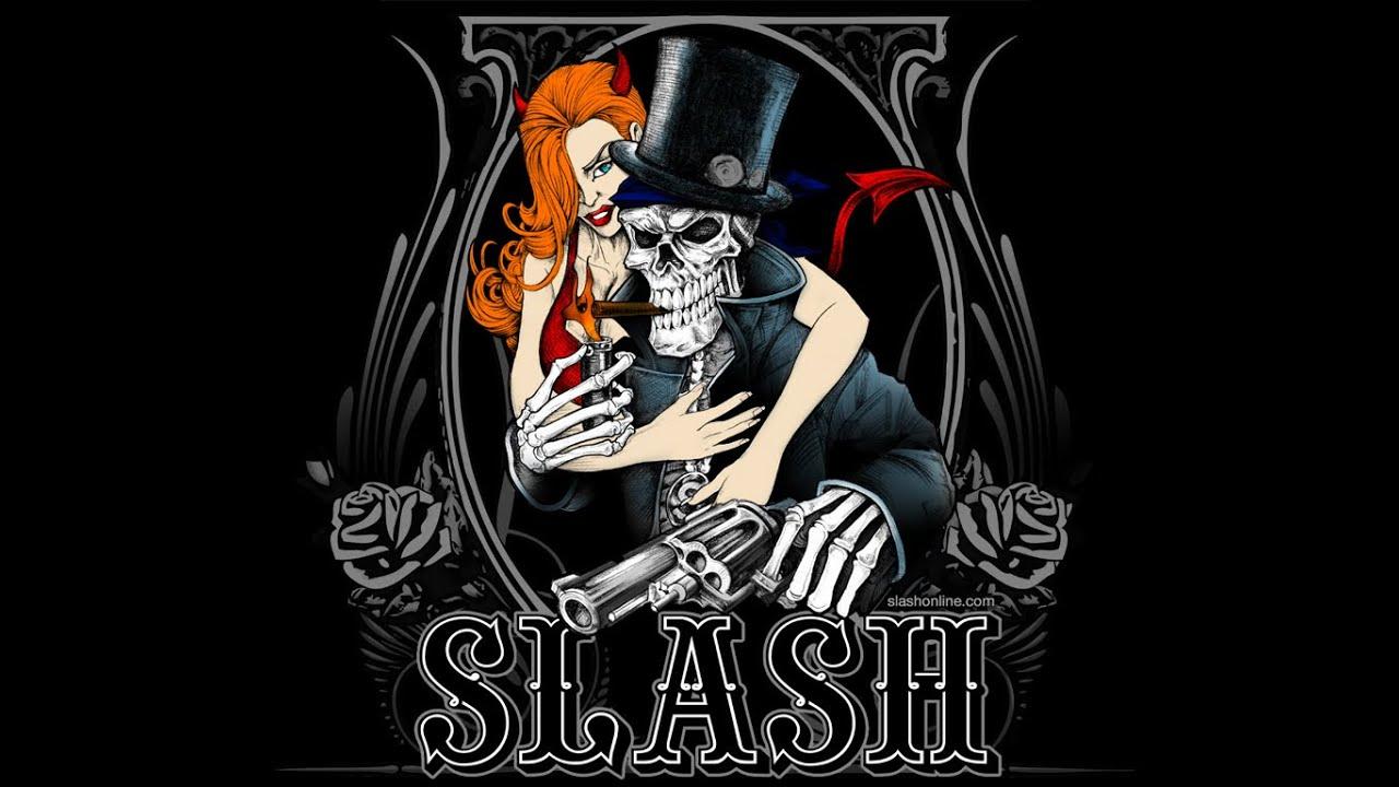 Slash Apocalyptic Love для Onliner Youtube
