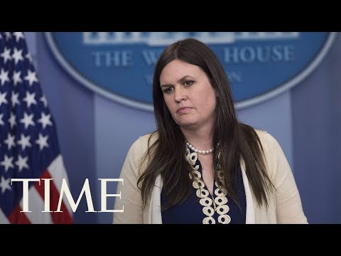 Sarah Huckabee Sanders Named White House Press Secretary Following Sean Spicer's Resignation | TIME