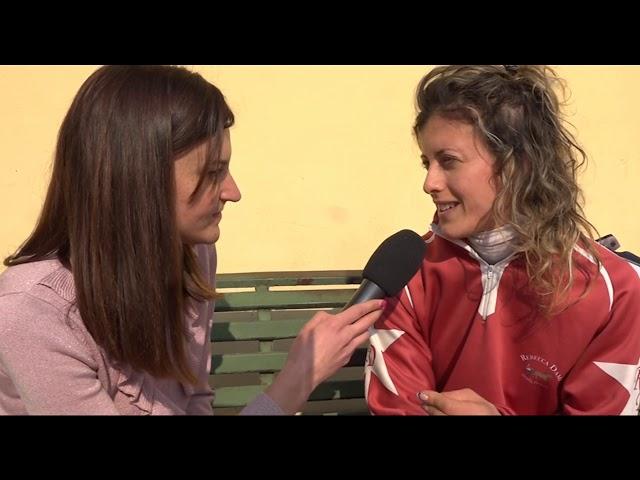 Ippodromo Arcoveggio | 2020 02 24 | Intervista a Rebecca Dami