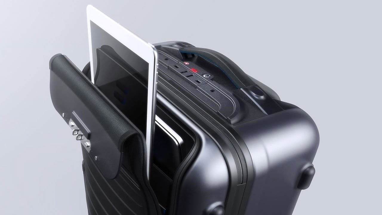 Best Suitcases 2020 5 Best New Smart Luggage 2019   YouTube
