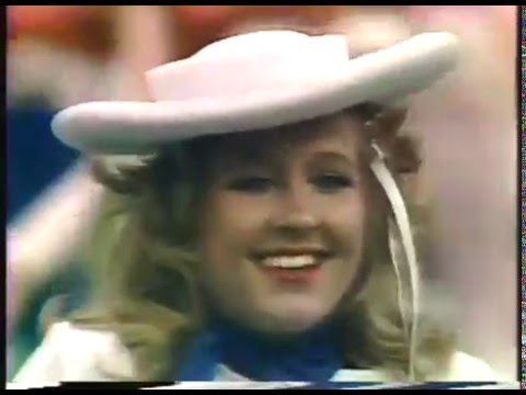 1982 Cotton Bowl Halftime With Alabama Band & Kilgore Rangerettes & UT Longhorn Band  imasportsphile