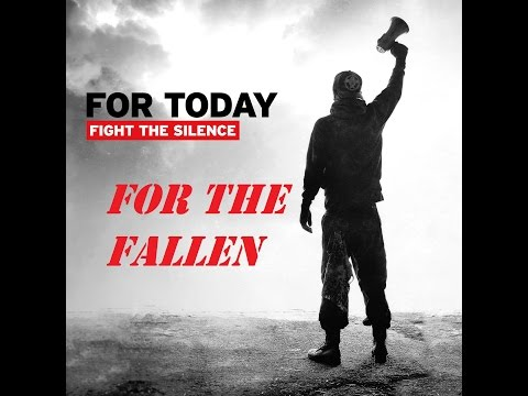 For Today - For the Fallen (Lyrics)