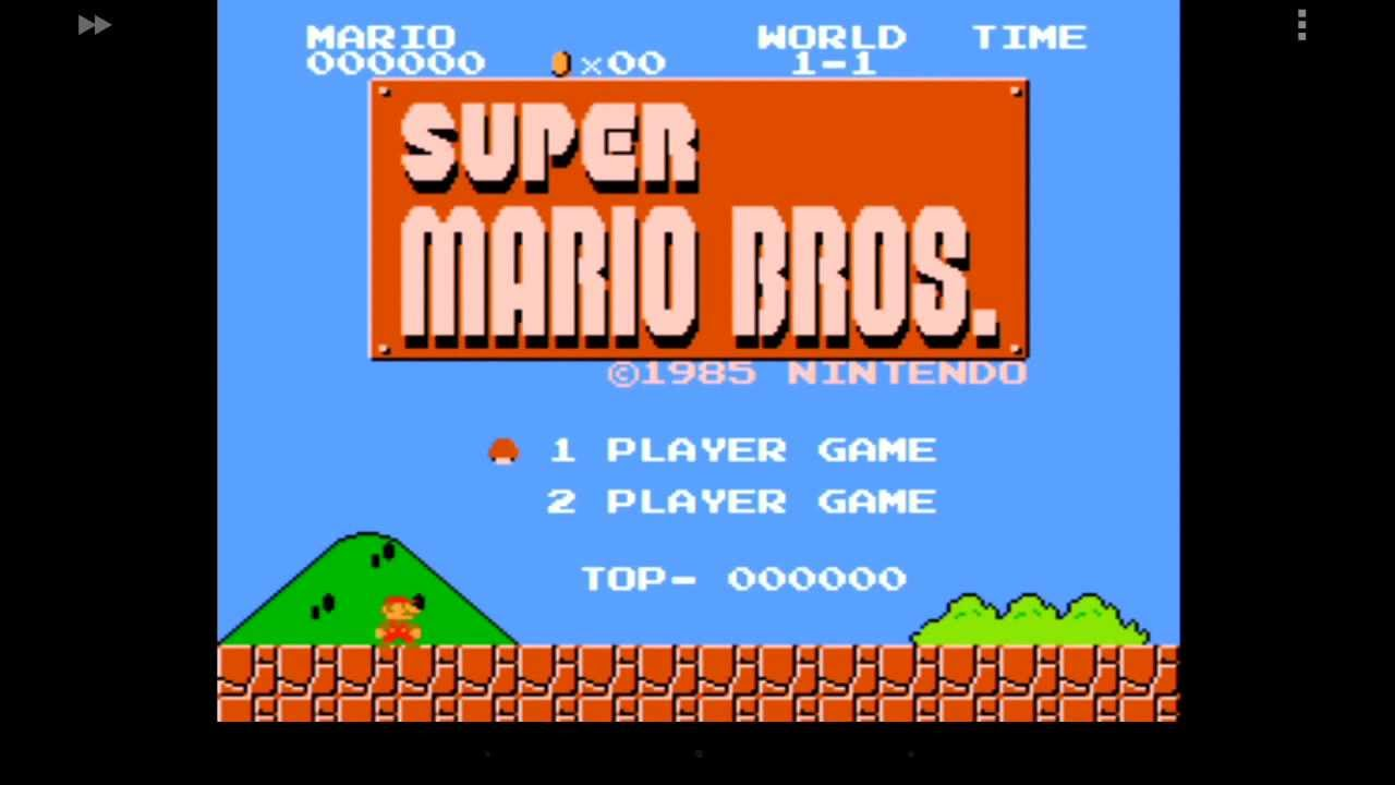 NES emu Emulator 1 5 14 for Android | Super Mario Bros  [720p HD] |  Nintendo NES