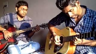 Teri Deewani on Guitar By Bhavesh n Raj