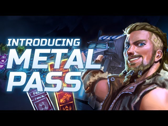 Heavy Metal Machines' Metal Pass - The new progression system