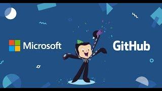 Microsoft compra o GitHub 😱