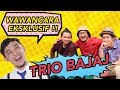 WAWANCARA EKSKLUSIF TRIO BAJAJ !! インドネシアで大人気のトリオ芸人 TRIO BAJAJ !!