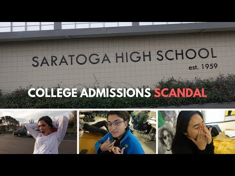 What High School Seniors Think Of Olivia Jade (College Admissions Scandal) thumbnail