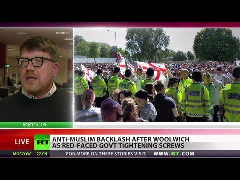 'MI5 demonizes Muslims like Nazis demonized Jews'