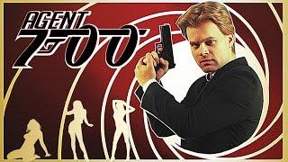 """""""Agent 700"""" cz.1 (aka """"Śmierć za późno nadejdzie przedwczoraj!"""")"""