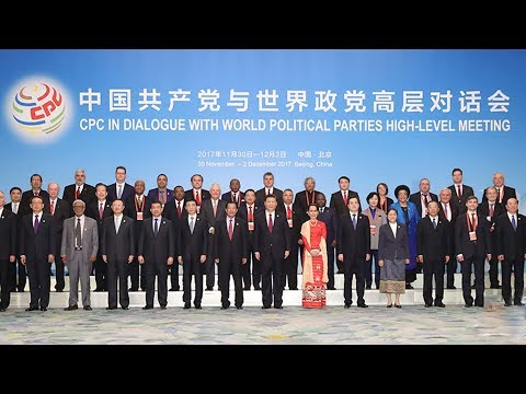 World political parties dialogue wraps up in Beijing