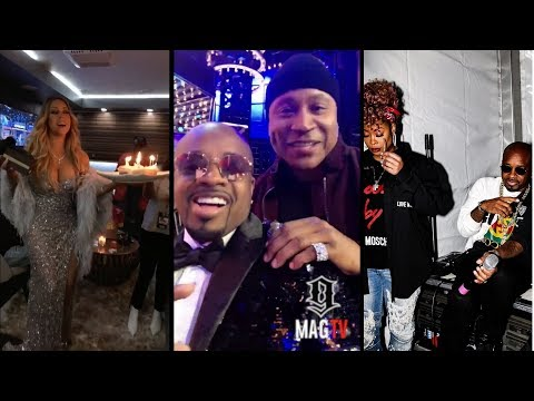 Jermaine Dupri Gets Birthday Wishes From Everbody But Bow Wow! 🎂