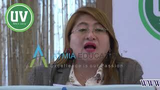 Uv Gullas College of Medicine - Atmia Education - Dr. Mila Maruya, International Students Director