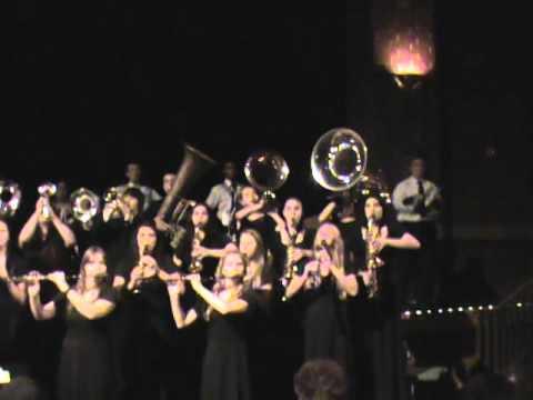 Caroling Down Main Street/Furious - LHS Band