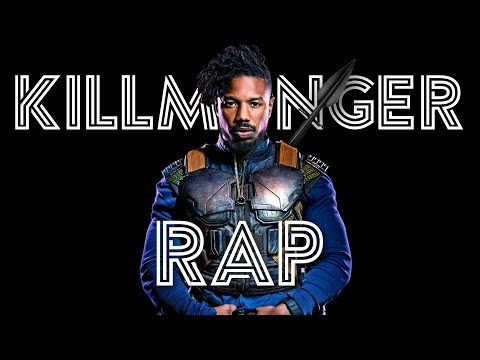 Black Panther Rap - The Killmonger (Prod. Caliberbeats) Soundtrack (Villian)| Daddyphatsnaps