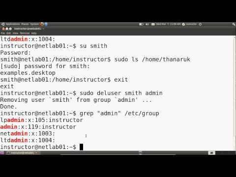 Basic Linux Permissions Part 6: Sudo And Sudoers