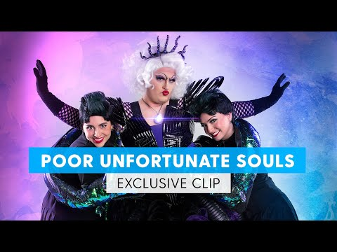 Poor Unfortunate Souls From The Little Mermaid At Pickleville Playhouse