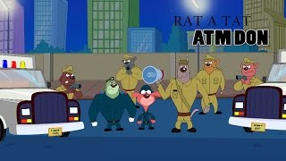 rat a tat   atm don   chotoonz kids cartoon videos