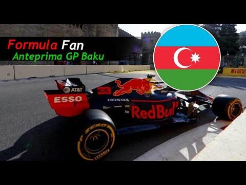 Formula 1 Fan Anteprima GP Baku e le ultime notizie di F1
