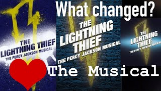 The Lightning Thief Musical An Ideal Book Adaptation? || Diving Deep Pt 2