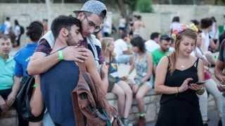 פשע השנאה במצעד הגאווה בירושלים 2015