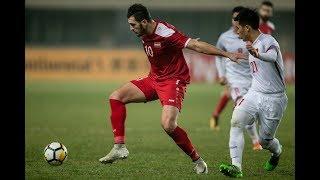 Syria 0-0 Vietnam (AFC U23 Championship 2018: Group Stage)