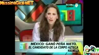 Repeat youtube video La Televisión argentina debate la burla de elecciones que tuvimos en México. Fraude 2012.