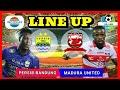 Persib vs Madura|Lengkap Dengan Pemain Baru Gojek Liga Satu 2018