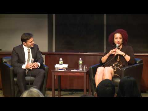 Nikole Hannah-Jones gives the first Delacorte Lecture of 2016