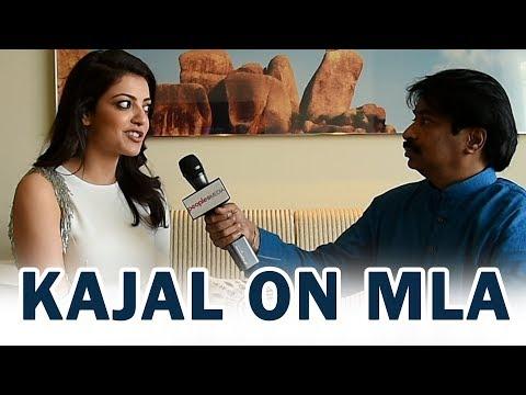 Kajal Aggarwal Interview | Nandamuri Kalyan Ram MLA Movie | People Media Factory